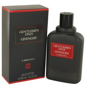 Gentlemen Only Absolute by Givenchy Eau De Parfum Spray 3.3 oz Men