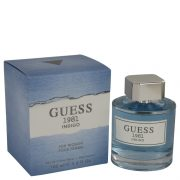 Guess 1981 Indigo by Guess Eau De Toilette Spray 3.4 oz Women