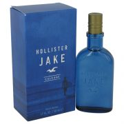 Hollister Jake Blue by Hollister Eau De Cologne Spray 1.7 oz Men