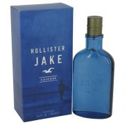 Hollister Jake Blue by Hollister Eau De Cologne Spray 3.4 oz Men