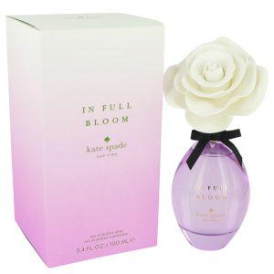 In Full Bloom by Kate Spade Eau De Parfum Spray 3.4 oz Women