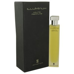 Illuminum Vetiver Oud by Illuminum Eau De Parfum Spray 3.4 oz Women