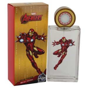 Iron Man Avengers by Marvel Eau De Toilette Spray 3.4 oz Men