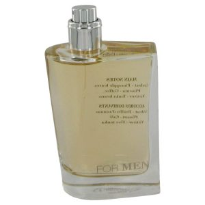 Jacomo Silver by Jacomo Eau De Toilette Spray (Tester) 3.4 oz Men