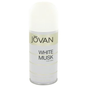 JOVAN WHITE MUSK by Jovan Deodorant Spray 5 oz Men
