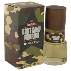 Kanon Boot Camp Warrior Rank & File by Kanon Eau De Toilette Spray 3.4 oz Men