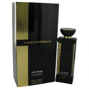 Lalique Fleur Universelle Noir Premier by Lalique Eau De Parfum Spray (Unisex) 3.3 oz Women