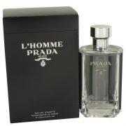 L'homme Prada by Prada Eau De Toilette Spray 3.4 oz Men