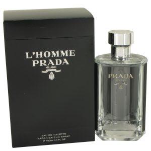L'homme Prada by Prada Eau De Toilette Spray 3.4 oz Men