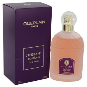 L'instant by Guerlain Eau De Toilette Spray 3.3 oz Women
