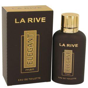 La Rive Elegant by La Rive Eau De Toilette Spray 3 oz Men
