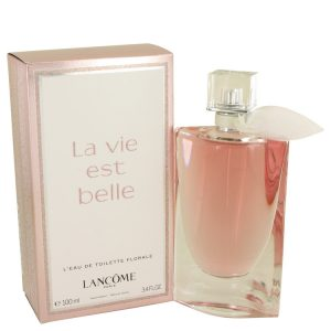 La Vie Est Belle Florale by Lancome Eau De Toilette Spray 3.4 oz Women