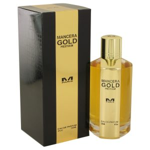 Mancera Gold Prestigium by Mancera Eau De Parfum Spray 4 oz Women