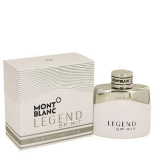 Montblanc Legend Spirit by Mont Blanc Eau De Toilette Spray 1.7 oz Men