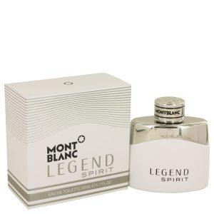 Montblanc Legend Spirit by Mont Blanc Eau De Toilette Spray 1.7 oz Men
