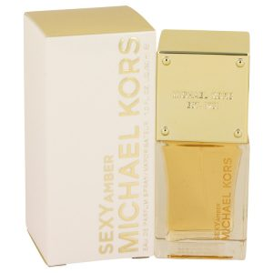 Michael Kors Sexy Amber by Michael Kors Eau De Parfum Spray 1 oz Women