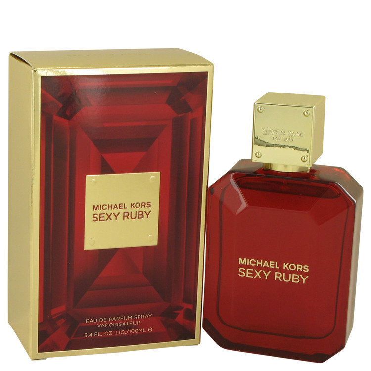 Michael Kors Sexy Ruby by Michael Kors Eau De Parfum Spray 3.4 oz Women