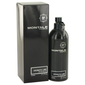 Montale Aromatic Lime by Montale Eau De Parfum Spray 3.3 oz Women