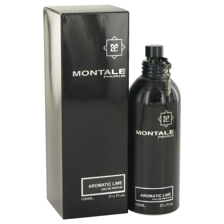 Montale Aromatic Lime by Montale Eau De Parfum Spray 3.3 oz Women