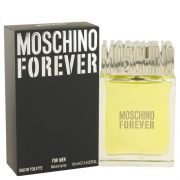 Moschino Forever by Moschino Eau De Toilette Spray 3.4 oz Men