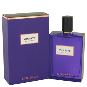 Molinard Violette by Molinard Eau De Parfum Spray (Unisex) 2.5 oz Women