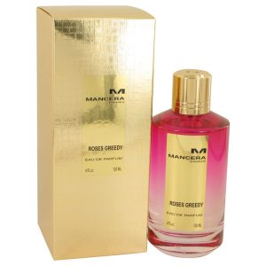 Mancera Roses Greedy by Mancera Eau De Parfum Spray 4 oz Women
