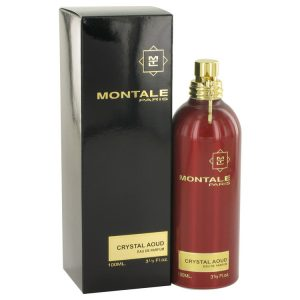 Montale Crystal Aoud by Montale Eau De Parfum Spray 3.3 oz Women