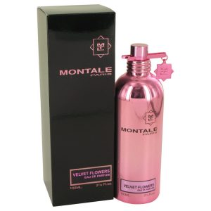 Montale Velvet Flowers by Montale Eau De Parfum Spray 3.4 oz Women