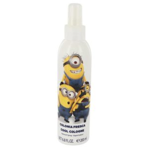 Minions Yellow by Minions Body Cologne Spray 6.8 oz Men
