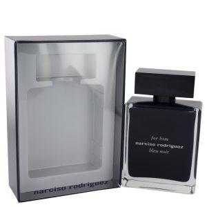Narciso Rodriguez Bleu Noir by Narciso Rodriguez Eau De Toilette Spray 5 oz Men