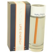 Nautica Life Energy by Nautica Eau De Toilette Spray 3.4 oz Men