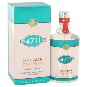 4711 Nouveau by Maurer & Wirtz Cologne Spray (unisex) 3.4 oz Men