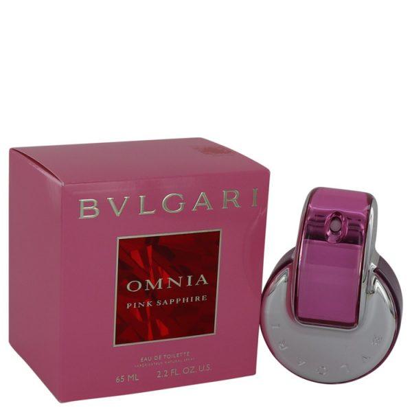 Omnia Pink Sapphire by Bvlgari