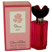 Oscar Rose by Oscar De La Renta Eau De Toilette Spray 3.4 oz Women