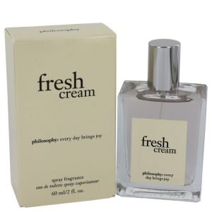 Fresh Cream by Philosophy Eau De Toilette Spray 2 oz Women