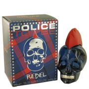 Police To Be Rebel by Police Colognes Eau De Toilette Spray 4.2 oz Men