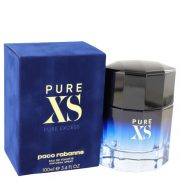 Pure XS by Paco Rabanne Eau De Toilette Spray 3.4 oz Men