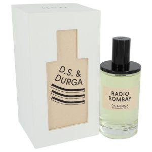 Radio Bombay by D.S. & Durga Eau De Parfum Spray (Unisex) 3.4 oz Women
