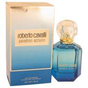Roberto Cavalli Paradiso Azzurro by Roberto Cavalli Eau De Parfum Spray 2.5 oz Women
