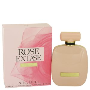 Rose Extase by Nina Ricci Eau De Toilette Sensuelle Spray 2.7 oz Women