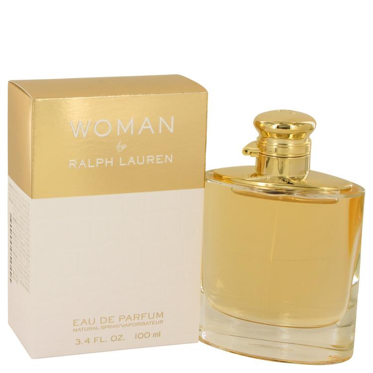 Ralph Lauren Woman by Ralph Lauren Eau De Parfum Spray 3.4 oz Women