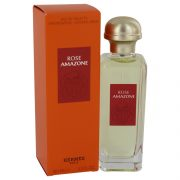 Rose Amazone by Hermes Eau De Toilette Spray 3.3 oz Women