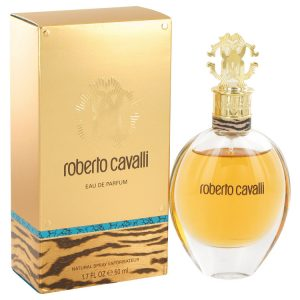 Roberto Cavalli New by Roberto Cavalli Eau De Parfum Spray 1.7 oz Women