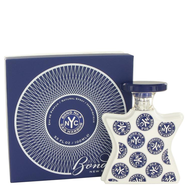 Sag Harbor by Bond No. 9 Eau De Parfum Spray 3.3 oz Women