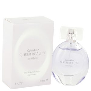 Sheer Beauty Essence by Calvin Klein Eau De Toilette Spray 1 oz Women