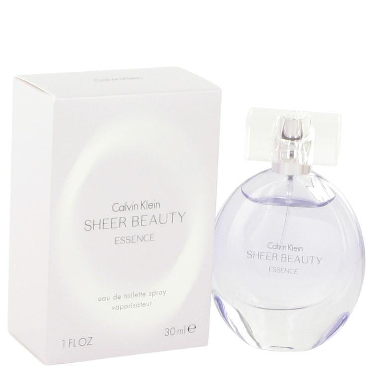 Sheer Beauty Essence by Calvin Klein Eau De Toilette Spray 1 oz Women