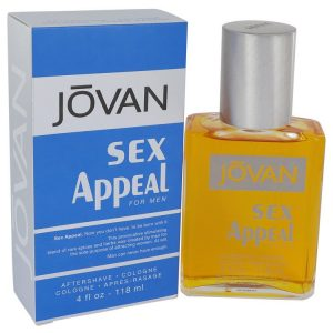 Sex Appeal by Jovan After Shave / Cologne 4 oz Men