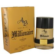 Spirit Millionaire by Lomani Eau De Toilette Spray 6.7 oz Men