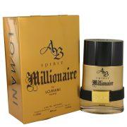 Spirit Millionaire by Lomani Eau De Toilette Spray 6.7 oz Men