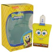 Spongebob Squarepants by Nickelodeon Eau De Toilette Spray (New Packaging) 3.4 oz Men